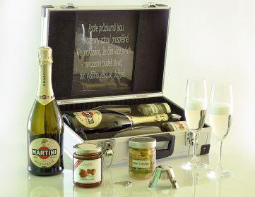 Martini Prosecco AL Kufor