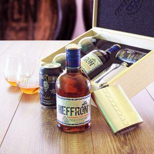 Darčekový kôš Heffron Set Contraband darček pre milovníka rumu