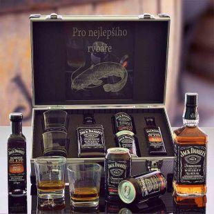 Jack Daniel's AL Kufor Contraband originálny darček pre muža
