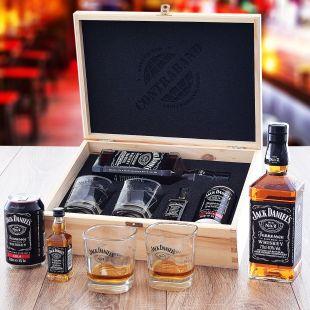 Jack Daniel's Set Contraband Originálny darček pre muža
