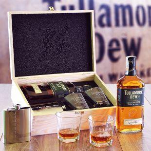Tullamore Dew Set Contraband originálny darček pre muža